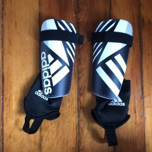 Adult size medium shin guards